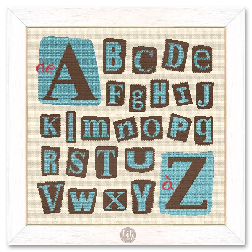 Alphabets et messages